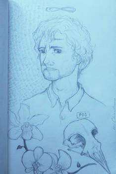Will Graham PDS sketch