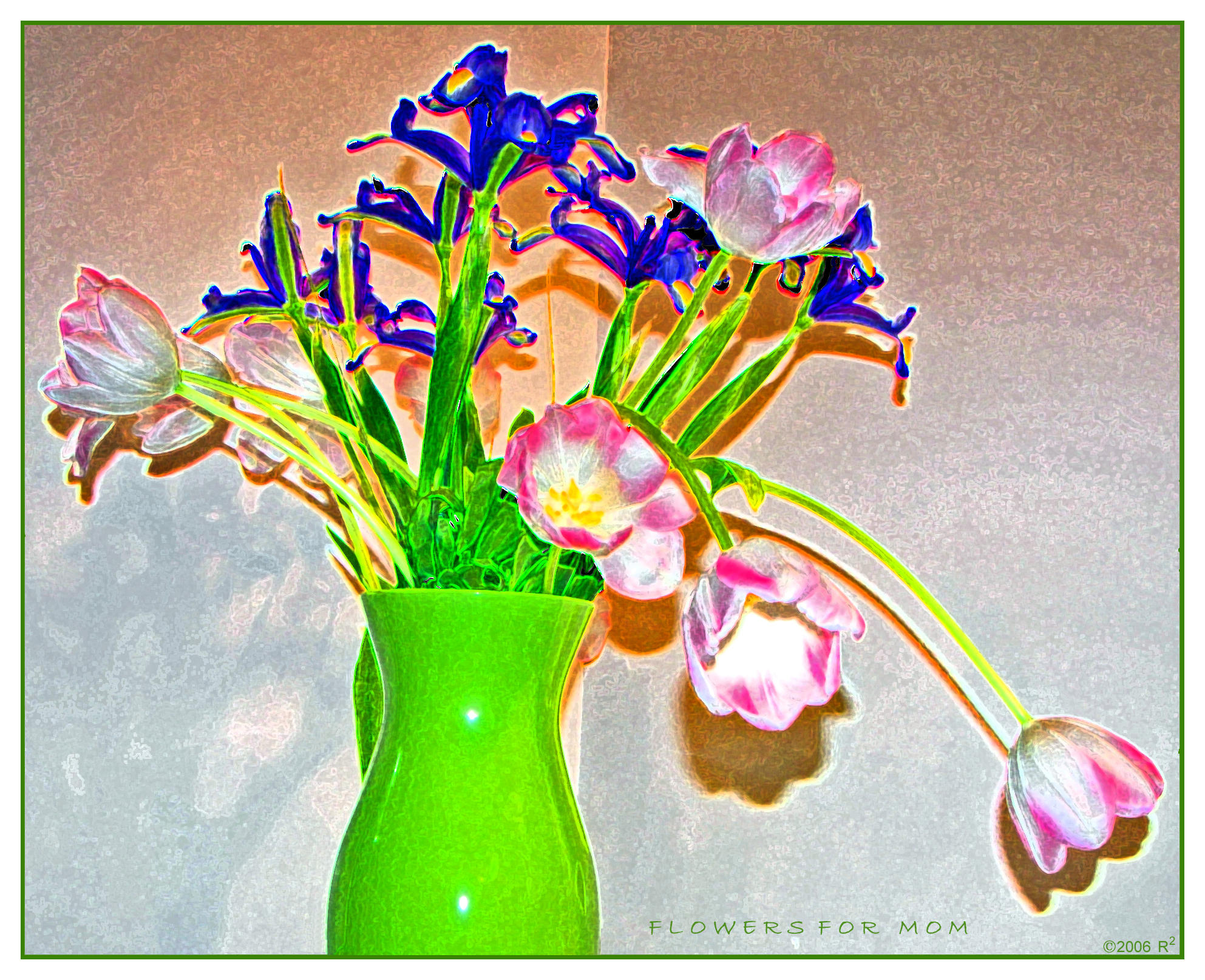 Flowers for Mom by beatlefreak on DeviantArt
