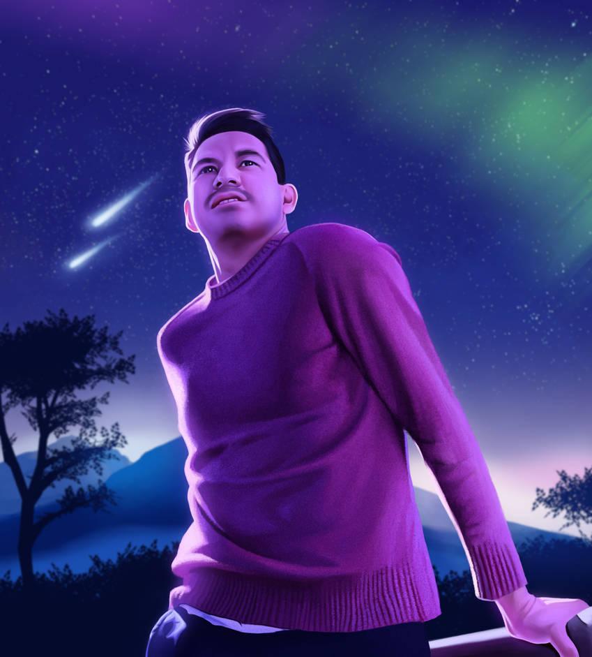 Stargazing by Somelarder