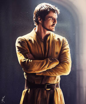Oberyn Martell Game of Thrones - Pedro Pascal