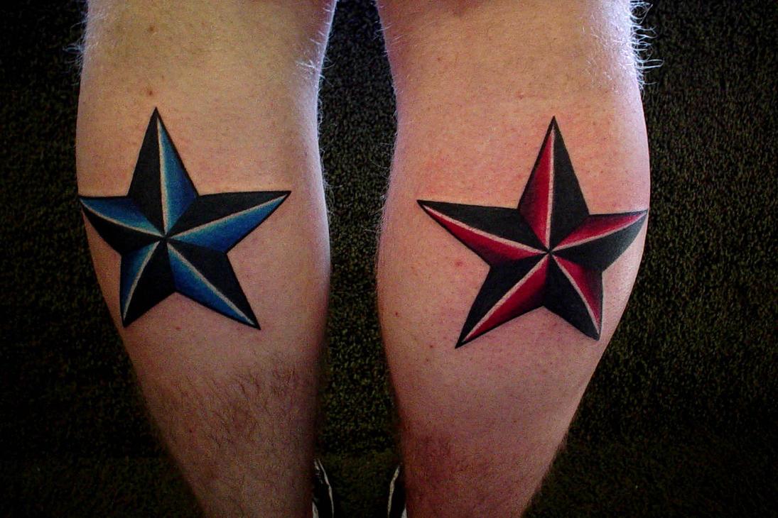 Значение тату три звезды