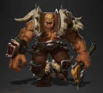 Garrosh Hellscream - Wow