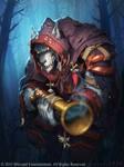 Forlorn Stalker - Hearthstone