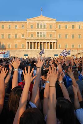 The Second Greek Revolution