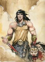 Conan the Avenger (Portfolio Piece)