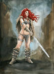 Red Sonja - For Sale