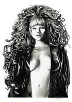 Marvel's Medusa by dimitriskoskinas