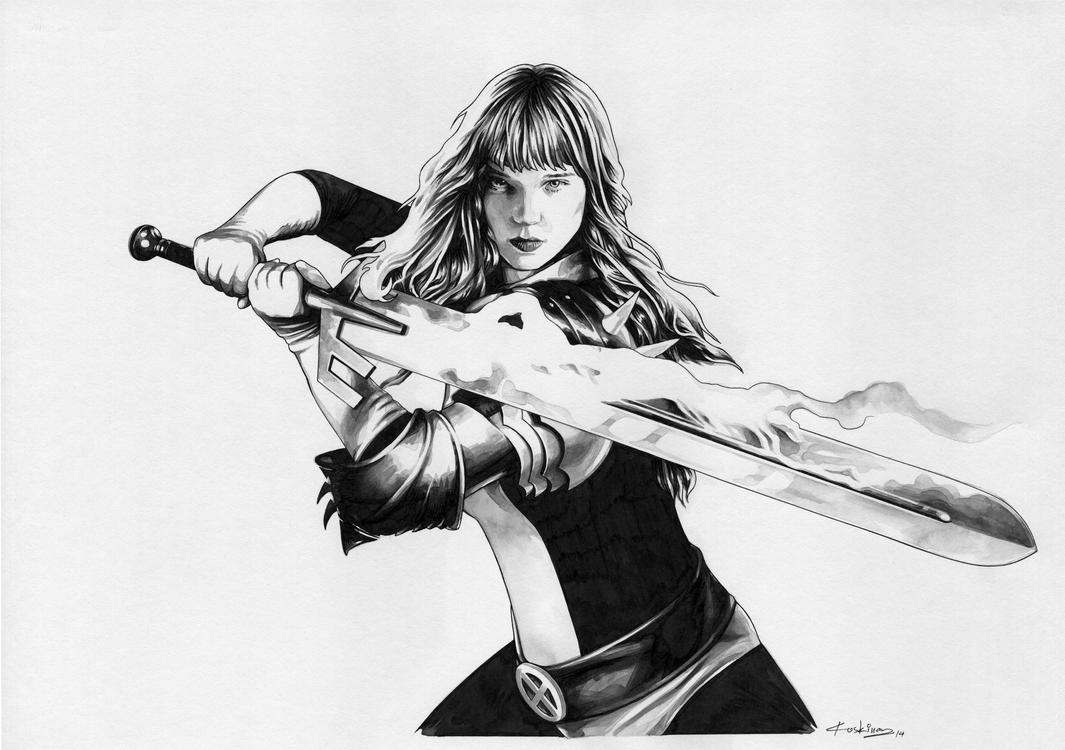 Magik (Sold) by dimitriskoskinas