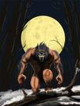 Ironwatch Artwork - Werewolf