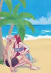 Robin x Cordelia Summer Scramble