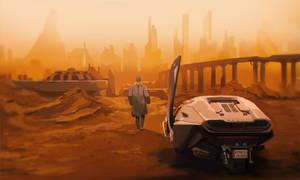 Blade Runner 2049 study