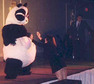 Panda Genma Saotome by DJREALMADRID2K