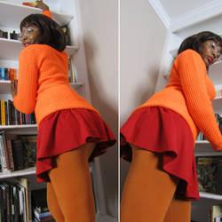 Velma Dinkley Cosplay