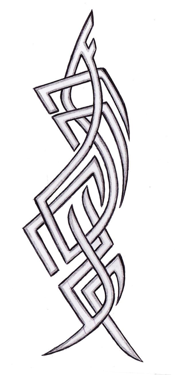 Tribal-Tattoos tribal_tattoo_21_by_gedash