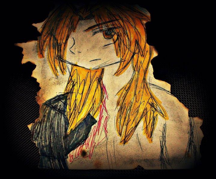 .:Burnt Heart:. by Fry-plus-Leela-4-eva