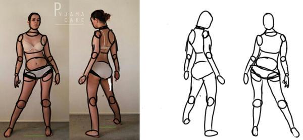character design  by Ilikemanga93