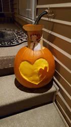 Rin in a Pumpkin (AKA. PumpRin)