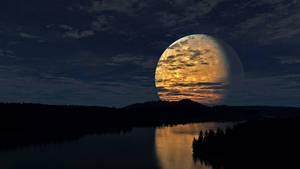Moonshine. by Gothicpagan