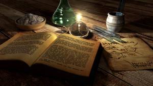 Alchemist's desire by Gothicpagan