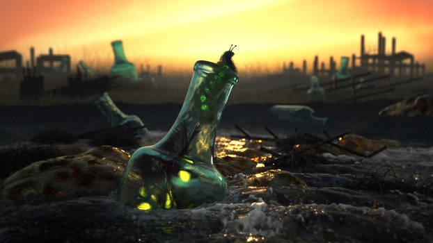 Bottled world