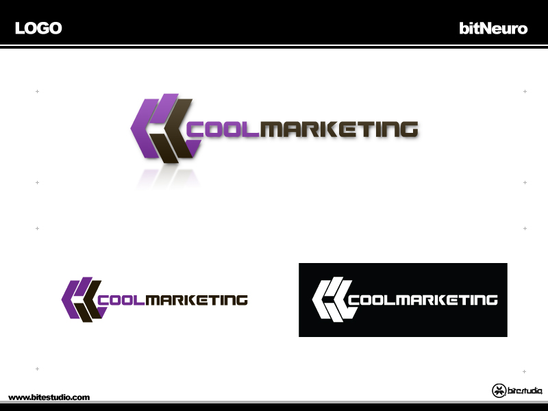 Coolmarketing logo by bitneuro