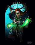 Riithuma - Female Warlock