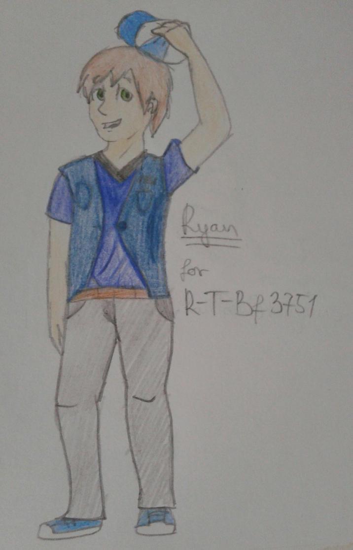 [RQ] Ryan by xNixaa-Da-Knightx