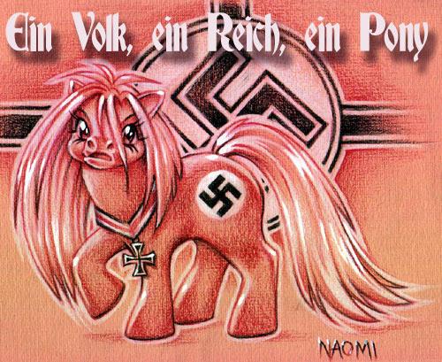 My Nazi Pony by Buruma