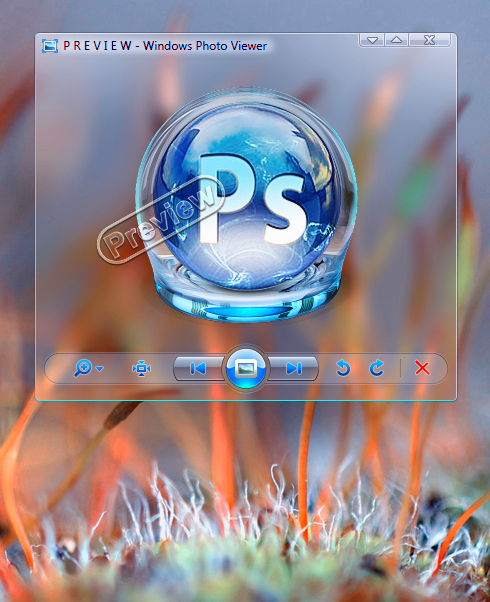 Photoshop icon In Vitro mod. by Fiazi