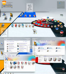 Bauhaus for Windows and DesktopX