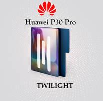 Huawei P30 Pro Twilight Color Folders.