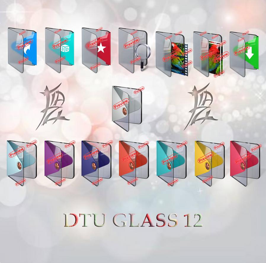 DTU GLASS 12 by Fiazi