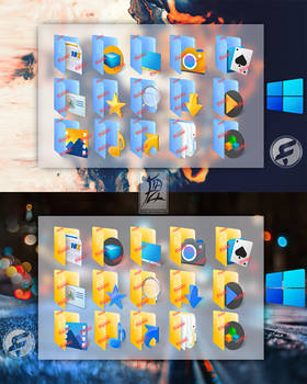 Windows 10X - Icons Mod