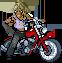 Marik Biker Sprite by Nabuco88