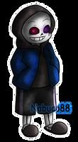 Sans AUs [Dusttale] by Nabuco88