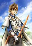 Sorey - Tales of Zestiria