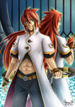 Luke fone Fabre - Tales of the Abyss