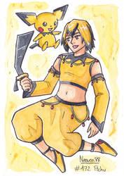 Pokemon Ginjinka - Pichu [172]