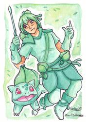 Pokemon Ginjinka - Bulbasaur [001]