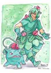 Pokemon Ginjinka - Ivysaur [002]