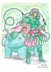 Pokemon Ginjinka - Venusaur [003]