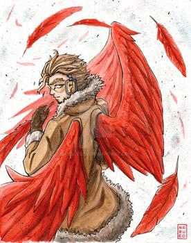Hawks - MyHeroAcademia