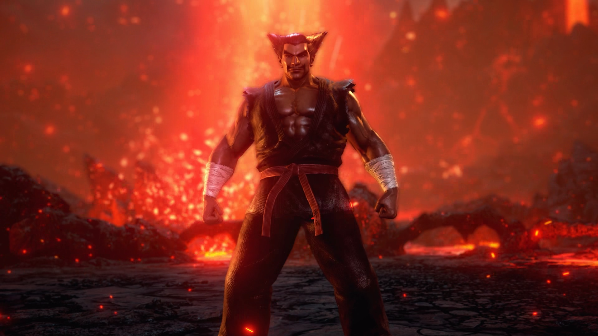 Tekken 7 Heihachi Mishima By Rikwolk On Deviantart