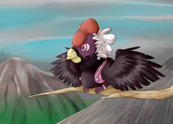 Mountainous (Contest entry) by Fixielle