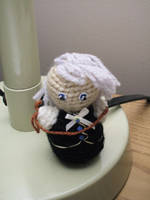 Crochet Chibis: Part 4 by kilted-katana