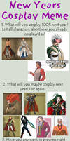 Cosplay Meme 2010 by kilted-katana