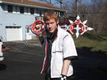 Your everyday ginger roxas