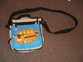 Catbus Bag by kilted-katana