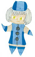 Chibi Elizabeth by kilted-katana