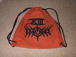 Red XIII Backpack by kilted-katana